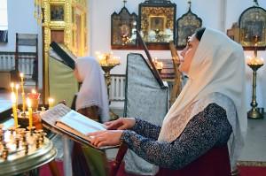 Матушка Анна Думнова (г. Меленки)
