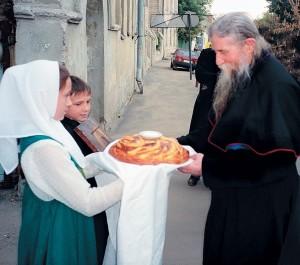 Престольный праздник, 2000г.