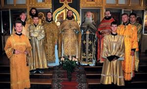 Престольный праздник, 2008г.
