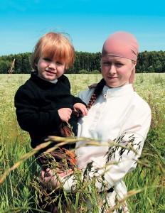Остоженская молодежь наприроде, 12июня 2008г.