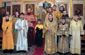 Престольный праздник, 2006г.