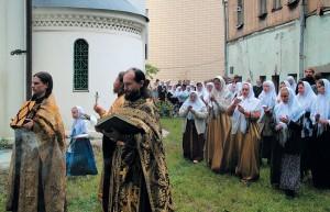 Престольный праздник, 2007г.