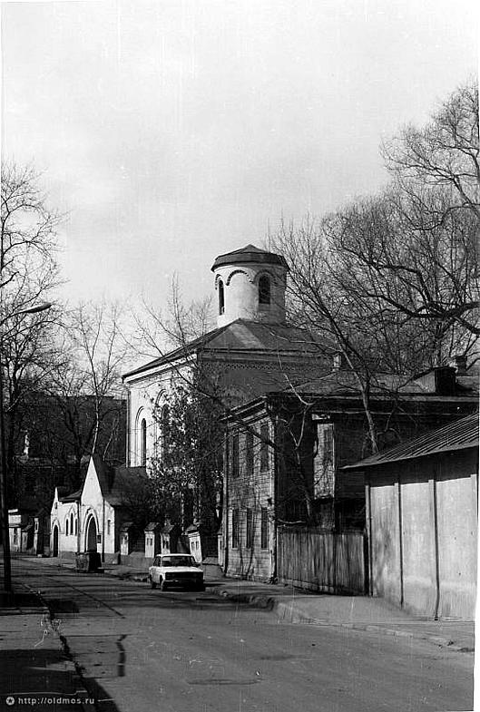 8. Храм старообрядческой Остоженской общины