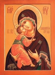 Храмовая икона Остоженской старообрядческой общины