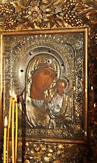 Казанская икона Пресвятыя Богородицы Остоженского храма