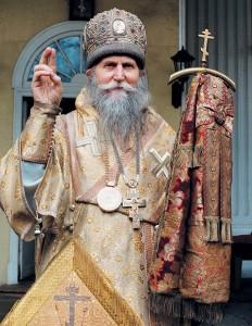Митрополит Московский ивсея Руси Алимпий (Гусев), 1986–2003гг.