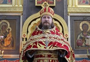 Протоиерей Сергий Лисуренко— настоятель храма Остоженской старообрядческой общины